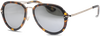 Bruine IKKI Zonnebril VIDA GLASSES - small