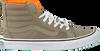Groene VANS Sneakers SK8-HI SLIM ZIP  - small