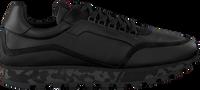 Zwarte NUBIKK Lage sneakers DELTA-D  - medium