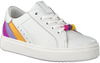Witte APPLES & PEARS Lage sneakers FRONA  - small