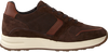 Cognac MAZZELTOV Sneakers 10445  - small