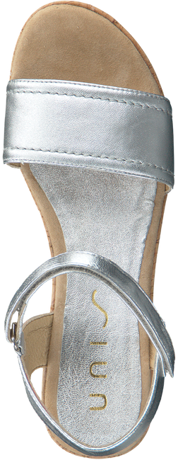 Zilveren UNISA Sandalen TACHIN  - large