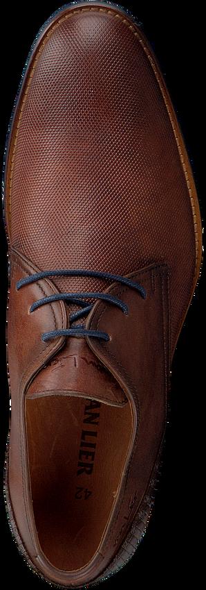 Cognac VAN LIER Nette schoenen 1915314  - larger