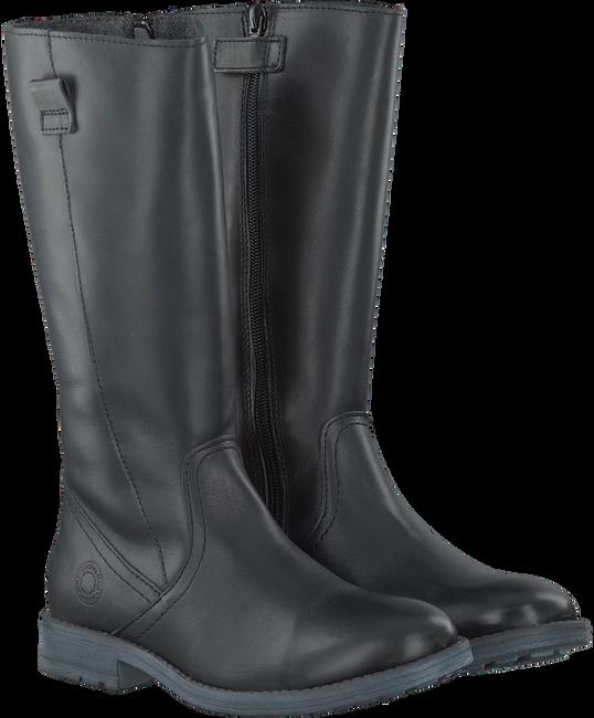 Zwarte BULLBOXER Lange laarzen AGU500  - large