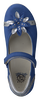 Blauwe OMODA Ballerina's K4815  - small