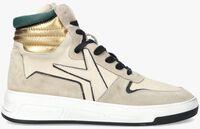 Beige ARCHIVIO 22 Hoge sneaker 478  - medium