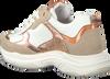 Witte TON & TON Lage sneakers TINA 1  - small