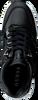 Zwarte GUESS Lage sneakers MOTIV  - small
