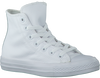 witte CONVERSE Sneakers AS HI DAMES  - small