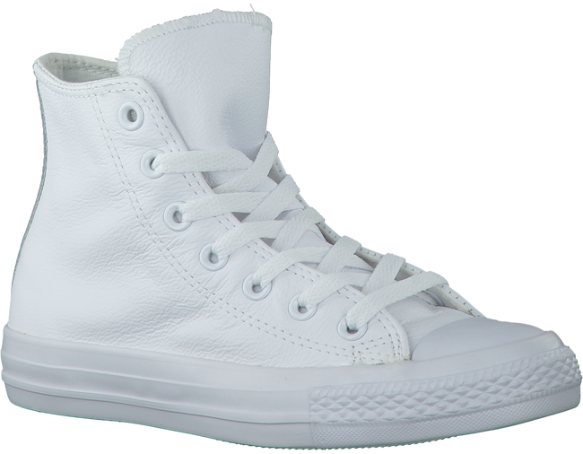 witte CONVERSE Sneakers AS HI DAMES  - large