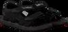 Zwarte TIMBERLAND Sandalen PERKINS ROW 2-STRAP  - small