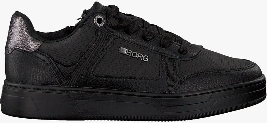 Zwarte BJORN BORG Lage sneakers T1040 PNB K  - larger
