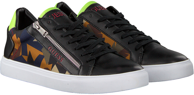 Zwarte GUESS Sneakers LUISS  - large
