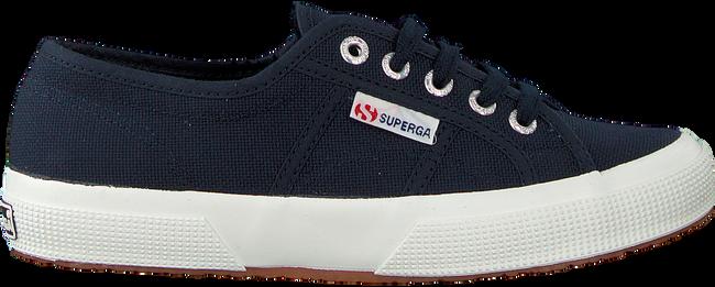 Blauwe SUPERGA Sneakers 2750 COTUCLASSIC  - large