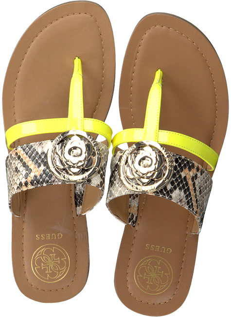 Beige GUESS Slippers GENERA  - large