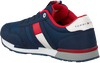 Blauwe TOMMY HILFIGER Sneakers LOW CUT LACE UP SNEAKER  - small
