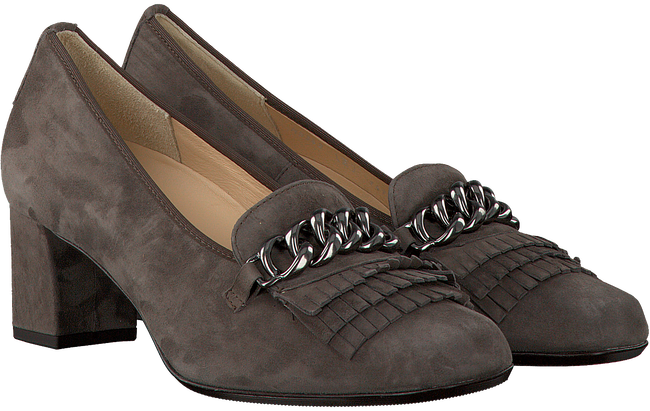 Taupe HASSIA Pumps 5342  - large
