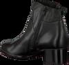 Zwarte PAUL GREEN Enkellaarsjes 8847  - small