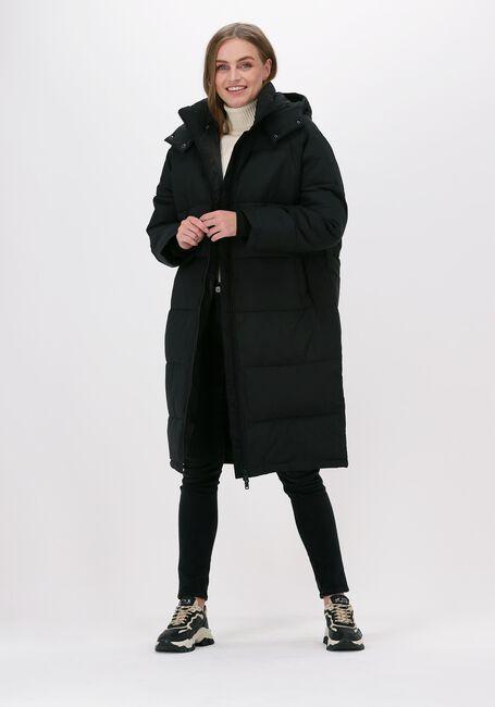 Zwarte ENVII Gewatteerde jas ENTABLE JACKET - large