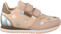 Roze WODEN Sneakers NORA DOT II KIDS  - medium