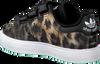 Zwarte ADIDAS Sneakers STAN SMITH KIDS  - small