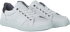 Witte BULLBOXER Sneakers AGM008  - small
