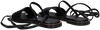 Zwarte SHABBIES Sandalen 170020172  - small