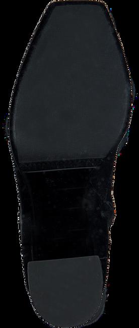 Zwarte NOTRE-V Enkellaarzen B4254 - large