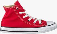 Rode CONVERSE Sneakers CTAS HI KIDS  - medium