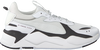 Witte PUMA Sneakers RS-X CORE  - small