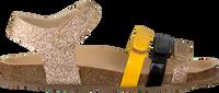 Gouden TON & TON Sandalen OM1809 VEGAN  - medium