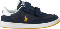 Blauwe POLO RALPH LAUREN Lage sneakers RONNIE EZ  - medium