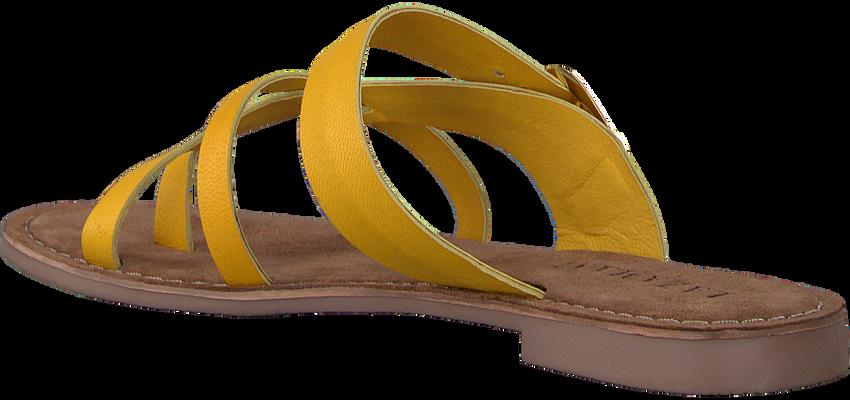 Gele LAZAMANI Slippers 75.608  - larger