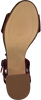 Rode BRONX Sandalen JAGGER - small