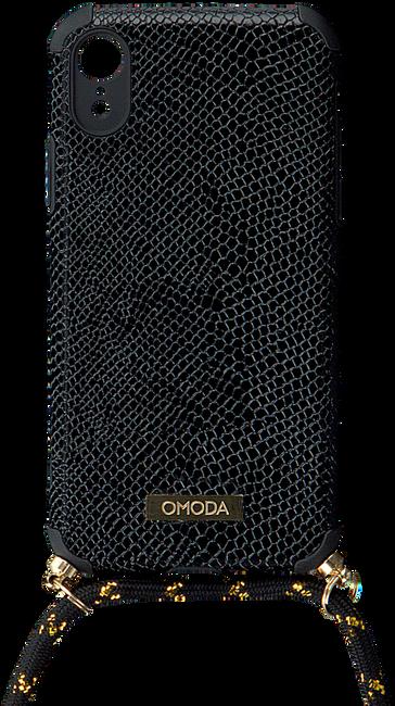 Zwarte OMODA Telefoonkoord XR IPHONE KOORD - large