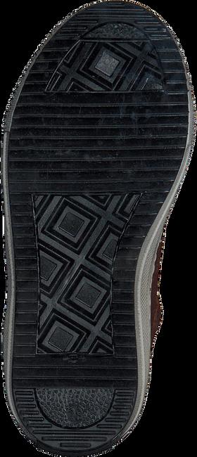 Cognac DEVELAB Hoge sneaker 41631  - large