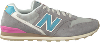 Grijze NEW BALANCE Lage sneakers WL996  - medium