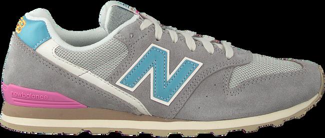Grijze NEW BALANCE Lage sneakers WL996  - large