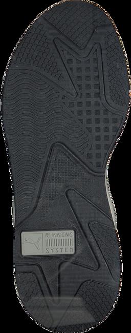 Grijze PUMA Lage sneakers RS-X3 PUZZLE HEREN  - large