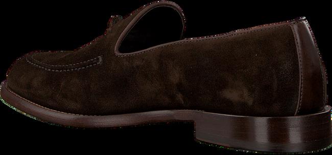 Bruine MAZZELTOV Loafers 9524  - large