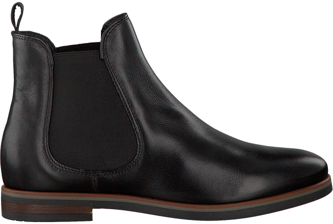 Zwarte OMODA Chelsea boots 54A-005  - large