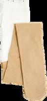 Gouden LE BIG Sokken SPARKLE TIGHT  - medium