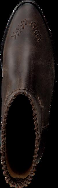 Bruine SHABBIES Enkellaarsjes 183020165  - large
