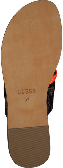 Multi GUESS Slippers GENERA - large