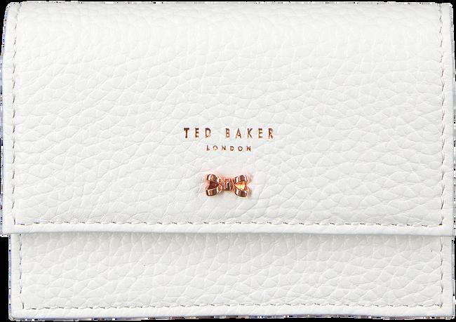 Witte TED BAKER Portemonnee EVES - large
