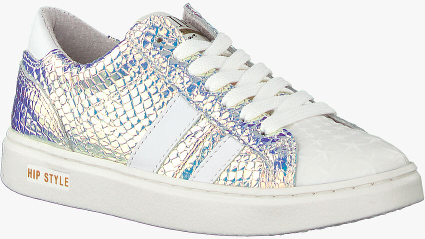 Zilveren HIP Lage sneakers H1750  - larger