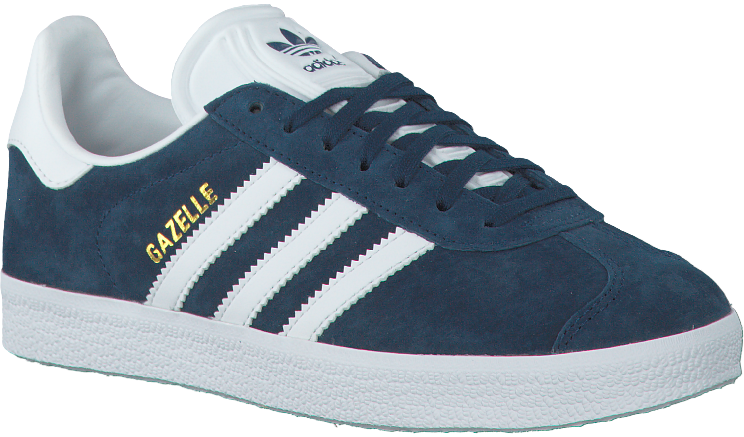 f7e9f964776 Blauwe ADIDAS Sneakers GAZELLE DAMES - large. Next
