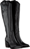 Zwarte VERTON Hoge laarzen 667-007  - small