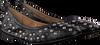 Zwarte BRONX Ballerina's BSINNERX - small