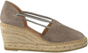 Taupe KANNA Espadrilles KV7099 - small